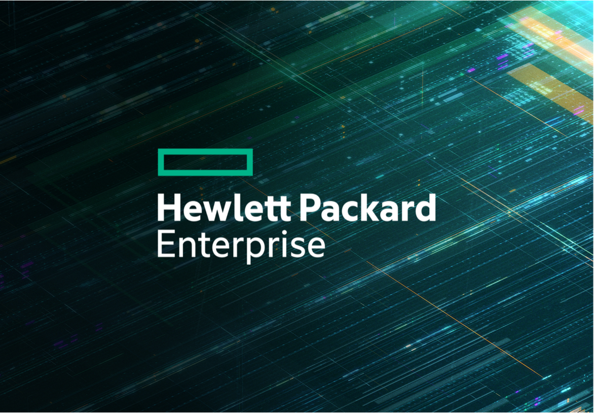 RAW Labs presenting its innovative data at the HPE Innovation event